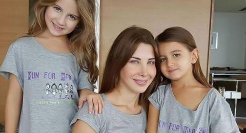 نانسي عجرم تنشر أول صورة لابنتها ليا