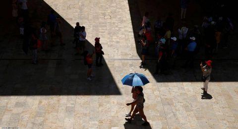 أوروبا تغلي: الحرارة في ألمانيا وإسبانيا 45 درجة