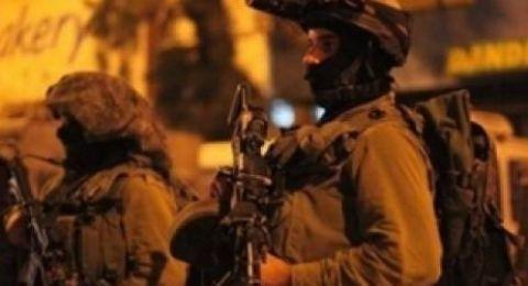 حملة اعتقالات واسعة في بلدة العيسوية بالقدس