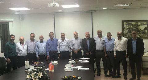مركبات المشتركة تفوّض لجنة الوفاق الوطني بتشكيل قائمة مرشحي المشتركة لانتخابات الكنيست ال-22
