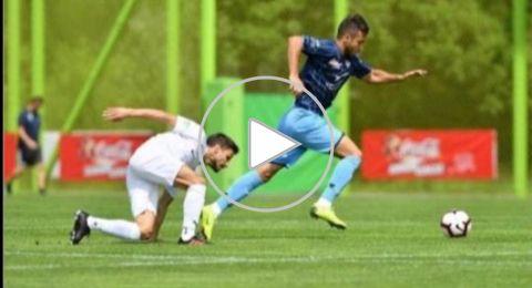 3 اهداف في مباريتين...ميدو السخنيني يتألق في الدوري السويسري