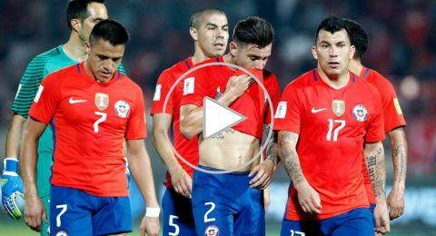 تشيلي تلحق بالبرازيل والأرجنتين لنصف نهائي