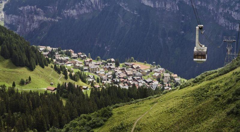 معالم سويسرا في