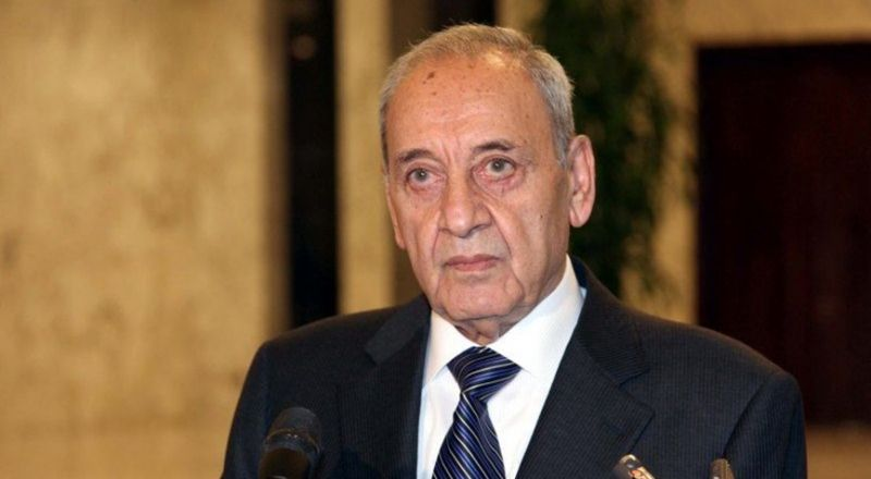 بري: لبنان لن يكون شريكا في بيع فلسطين بثلاثين من الفضة