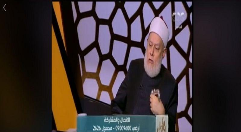 الشيخ علي جمعة يتحدث عن حكم الشرع بالحواجب التاتو