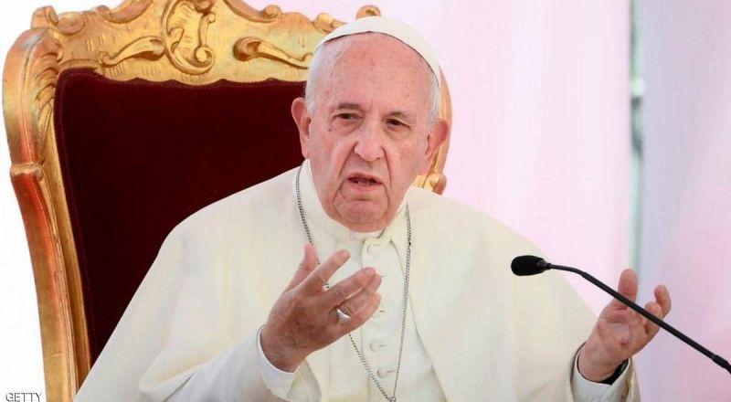 البابا فرنسيس يعتبر المسلمين