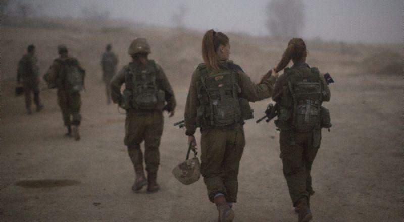 ازدياد حالات الاغتصاب والتحرش الجنسي بالجيش الاسرائيلي