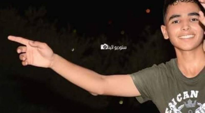 مصرع احمد عاصي (17 عاما) بحادث سير