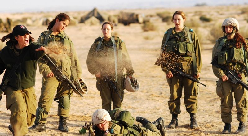 ازدياد حالات الاغتصاب والتحرش الجنسي في الجيش الإسرائيلي