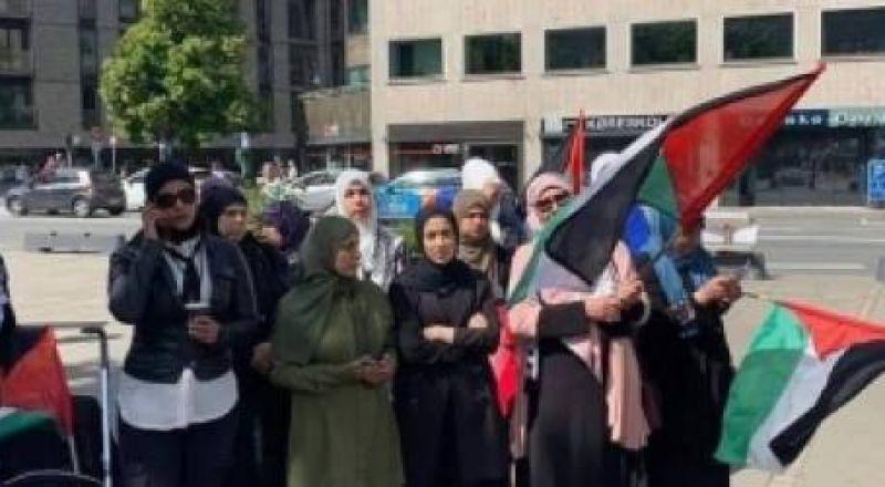 وقفات احتجاجية عربية رفضًا لمؤتمر المنامة