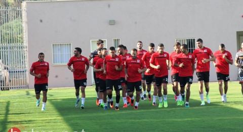 اليوم الاتحاد السخنيني يلاقي مكابي حيفا بدون مدربين وبغياب لاعبين