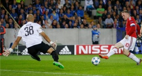 تأهل مانشستر يونايتد وليفركوزن وسيسكا موسكو إلى دوري أبطال أوروبا