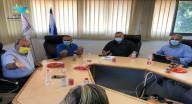 مباشر: جلسة طارئة في بلدية الطيرة للبحث في سبل الوقاية من كورونا