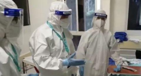 تسجيل 100 اصابة مقدسية جديدة بفيروس كورونا