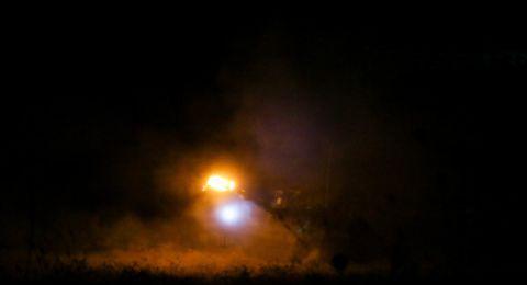 الجيش الاسرائيلي: أسباب الحادثة الأمنية تعرض افراد الجيش إلى اطلاق نار من الحدود اللبنانية