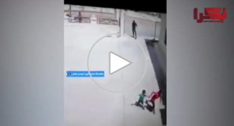 شاهدوا كيف أطلقوا النار على الأطفال في كابول