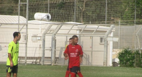 الاتحاد المجدلاوي يخسر اولى مبارياته امام بيتار حيفا 3- 1