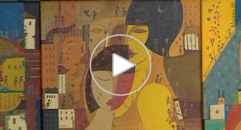الفنان التتري يكرس موهبته للحفاظ على إرث الشعوب المسلمة