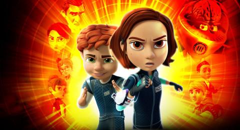 Spy Kids Mission مدبلج - الحلقة 4