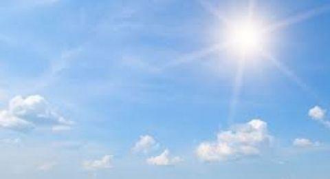 حالة الطقس: لا تغيير في درجات الحرارة