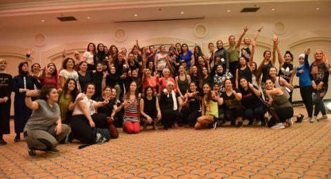 حضور واسع في المؤتمر الرياضي النسائي الثاني في الناصرة