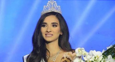 بالصور: تتويج الحسناء ساندي ثابت ملكة جمال لبنان 2016