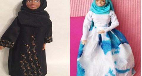 متجر ألعاب بريطاني يبيع باربي مسلمة ومحجبة