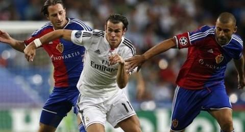 الفوز الخامس على التوالي لريال مدريد
