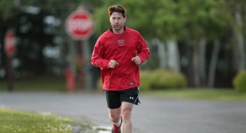 بحث: رياضة الجري تخفف من حدة الزكام