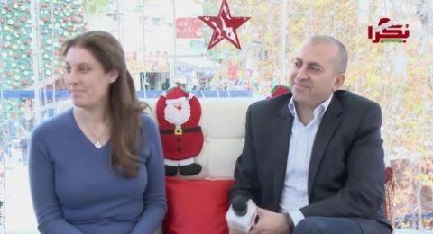 ستوديو كريسمس بكرا: لقاء مع المحاميين عدينا شابيرا وايهاب فرح من مكتب هرتسوغ فوكس نئمان