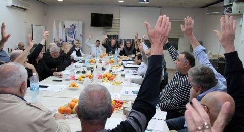 الجلبوع: المصادقة على ميزانية 2019 .. أكثر من 196 مليون شيكل