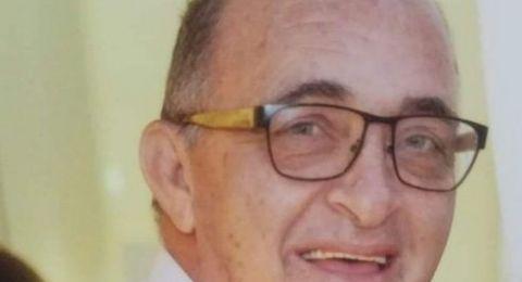 وفاة الياس حنا روك (أبو حنا) من عيلبون