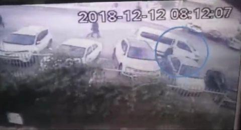 ام الفحم: فيديو يوثق لحظة اختطاف المربي قبل اسبوعين امام تلاميذه