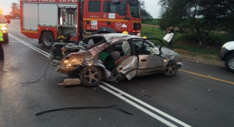 النقب: مصرع إبراهيم الرميلات (40 عاما) في حادث طرق بالقرب من