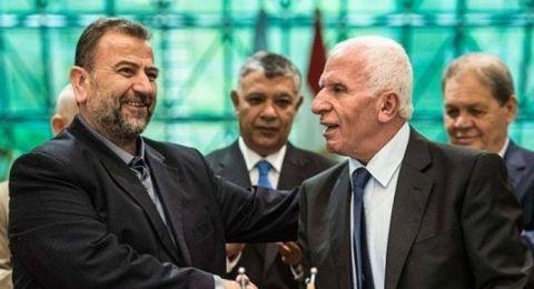 ماذا قالت حماس بعد حل التشريعي؟؟