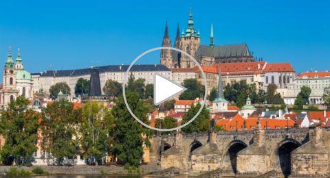 السياحة في براغ