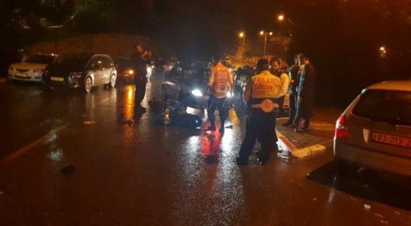 3 إصابات بحادث في يركا .. وإصابة خطيرة في حيفا