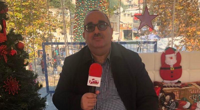 ستوديو كريسماس بكرا: جلال صفدي، يتحدث عن مشاريع لا منهجية واسعة من اجل المدارس والطلاب العرب