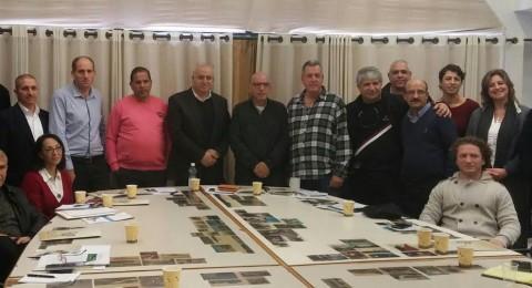 رغم التوتر السياسي:تدشين اتفاق على التعاون بين رؤساء تسع سلطات محلية عربية ويهودية في منطقة الناصرة