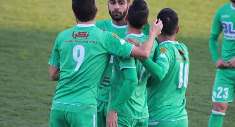 الاخاء النصراوي يعود لمسار الانتصارات