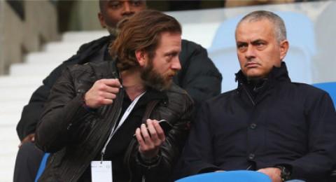 جوزيه مورينيو إلى مانشستر يونايتد