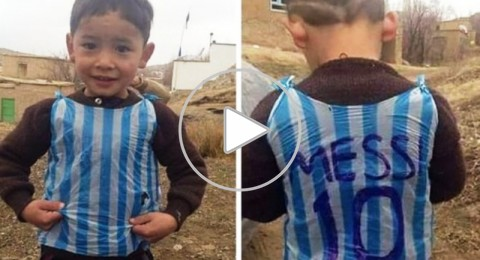 العثور على الطفل العراقي
