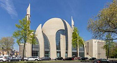 3 مساجد أوروبية بهندستها المعمارية