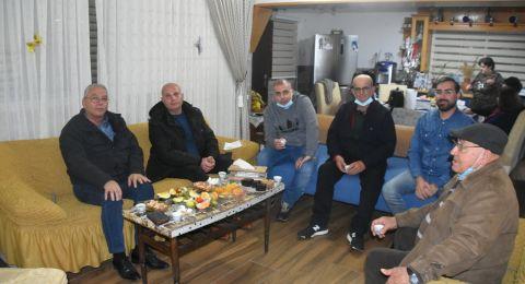 فسوطة: المرشح جريس مطر من قائمة