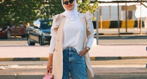 ملابس محجبات بأسلوب عصري من حبيبة العبدالله