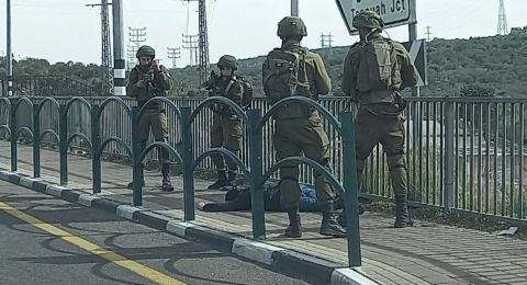 الجيش الاسرائيلي يقتل شابًا فلسطينيًا قرب سلفيت بدعوى محاولة الطعن