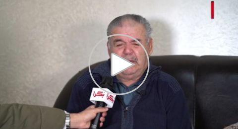 ضحايا العنف...جميل شرقية وجميل ابو حسين يتحدثان عن ألم الفقدان