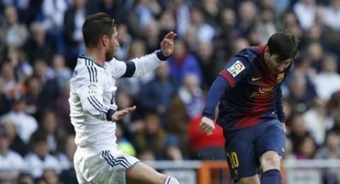 ريال مدريد يكرر تفوقه على برشلونة ويفوز عليه