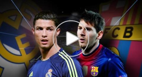 مشاهدة مباراة برشلونة وريال مدريد مباشر الليلة