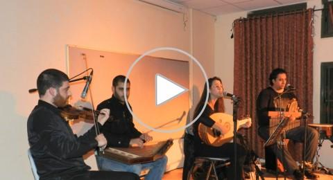 سخنين: سلام أبو آمنة تستعد لطرح ألبومها الأول!